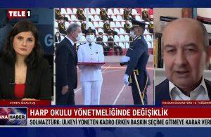 Haldun Solmaztürk: Ordunun bir ümmet ordusu olması isteniyor – ANA HABER