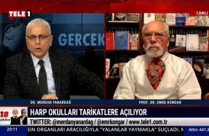 Merdan Yanardağ: AKP kendi muhafız alayını oluşturmaya çalışıyor