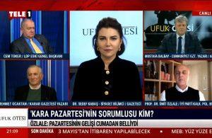 Prof. Dr. Ümit Özlale: Erdoğan enflasyonu ve faizi aynı anda düşürecek birini arıyor – UFUK ÖTESİ