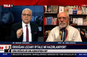 Merdan Yanardağ: Montrö Sözleşmesi ile Kanal İstanbul hedefleniyor