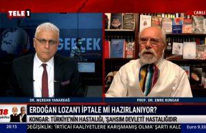 Erdoğan Lozan'ı iptale mi hazırlanıyor? – 18 DAKİKA