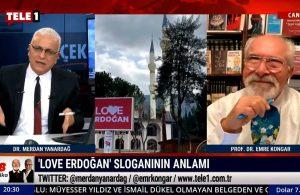 'Love Erdoğan' sloganının anlamı ne?