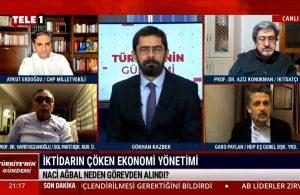 Aykut Erdoğdu ilk kez TELE1'de açıkladı: Sanmasınlar ki hesap vermeyecekler – TÜRKİYE'NİN GÜNDEMİ