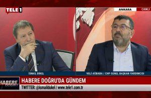 Veli Ağbaba: AKP, ülkeyi din adına çiftlik gibi yönetiyor – HABERE DOĞRU