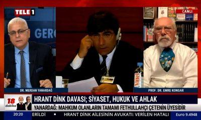 Merdan Yanardağ: Hrant Dink'in katilleriyle Dink'i anma töreni düzenleyen liberaller…