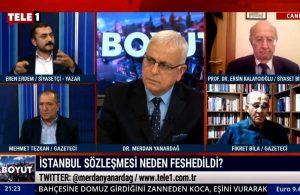 Eren Erdem: Türkiye, bu ekonomik koşullarda İstanbul Sözleşmesi'nden çıkamaz – 5.BOYUT
