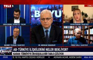 Ceyda Karan: AB'den Türkiye'ye ön koşullu kararlar çıktı – 5.BOYUT