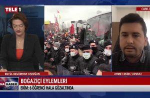 """""""Boğaziçi'nde bugüne kadar 600'e yakın gözaltı oldu"""" – HAFTA SONU ANA HABER"""