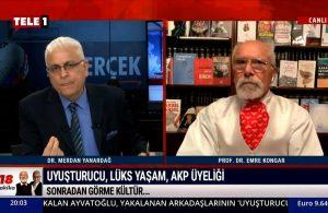 Merdan Yanardağ: AKP lime lime dökülüyor