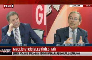 Abdüllatif Şener: Montrö, Türkiye'nin boğazlardaki tam hakimiyetidir – HABERE DOĞRU