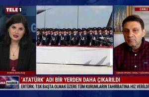 Emekli Tuğgeneral Ertürk: TSK'nın genetik kodları bozulmayı çalışılıyor – ANA HABER