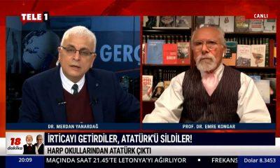 Merdan Yanardağ: TSK, ya Cumhuriyet'in ordusudur ya da…