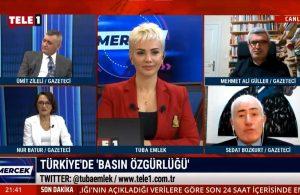 Sedat Bozkurt: Türkiye'de bir kısım medya propaganda aracı olarak kullanılıyor – MERCEK