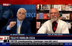 Merdan Yanardağ: TELE1'e verilen ceza kasıtlı, RTÜK bağımsız bir kurum olmaktan çıktı
