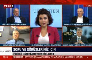 Murat Emir: Aşı haberlerini gümrükten takip edeceğiz artık