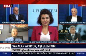 Mustafa Balbay: Yerli aşı üretimine geçilmesi gerekiyor