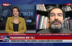 Doç. Dr. Cavit Yavuz: Tam kapanma olmayacak – ANA HABER