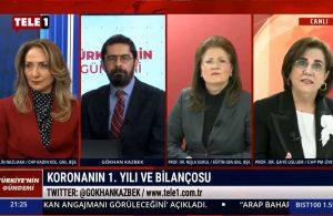 Gaye Usluer: DSÖ pandemi ilan ettiğinde Türkiye'de ilk vaka ilan edildi – TÜRKİYE'NİN GÜNDEMİ