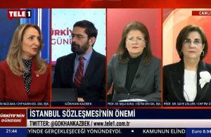 AKP, İstanbul Sözleşmesi'ni neden imzaladı? – TÜRKİYE GÜNDEMİ