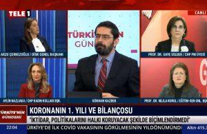 Arzu Çerkezoğlu: Artırılması gereken destekler,  31 Mart'ta sonlandırılıyor – TÜRKİYE'NİN GÜNDEMİ