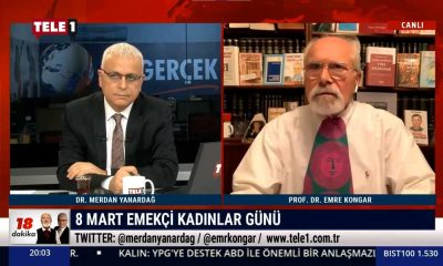 Merdan Yanardağ: Pervin Buldan ile Meral Akşener'in adı neden yan yana geçmesin? – 18 DAKİKA