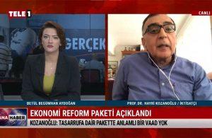 'Ekonomi Reform Paketi' ile kamuda yapılan israflar geri alınacak mı? – ANA HABER