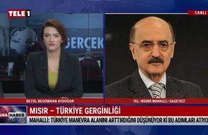 Gazeteci Hüsnü Mahalli: AKP, Müslüman Kardeşlerle arasına mesafe koymazsa… – ANA HABER