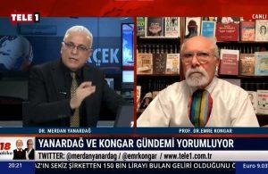 Merdan Yanardağ: Mehmet Akif Ersoy bir Jön Türk'tür