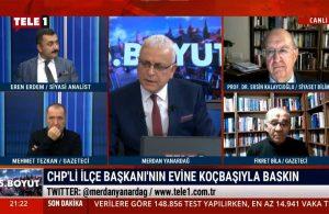 CHP'li İlçe Başkanı'nın evine koçbaşıyla baskın – 5.BOYUT