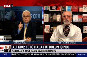 Merdan Yanardağ: AKP, 11 yıl iktidarını paylaştığı FETÖ ile mücadele etmiyor