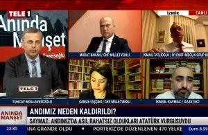 İsmail Saymaz: Atatürkçülük sadece devlet geleneği değil, çobanın aklındaki fikir- ANINDA MANŞET