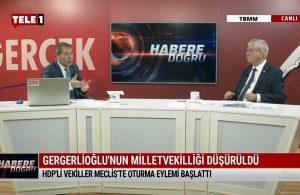 HDP'li vekiller mecliste oturma eylemi başlattı – HABERE DOĞRU