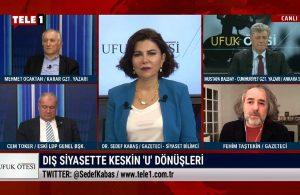 Fehim Taştekin: Orta Doğu'da Türkiye yayılmacı, işgalci görülüyor – UFUK ÖTESİ