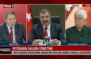 Faruk Bildirici: MHP Kongresi düzenlemek Ankara'nın ortasına… – HABERE DOĞRU
