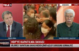 Faruk Bildirici: Çözüm sürecinden bu yana HDP baskı altında – HABERE DOĞRU