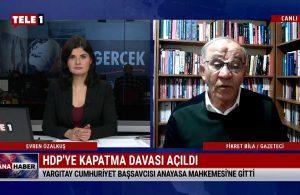 Fikret Bila: Gergerlioğlu kararı Avrupa'dan sert tepki görecek – ANA HABER
