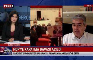 Anayasa Hukukçusu Süheyl Batum, Gergerlioğlu kararını değerlendirdi – ANA HABER