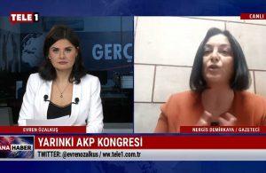 Nergis Demirkaya: Üç bakanlık koltuğunda değişiklik bekleniyor – ANA HABER