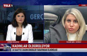 Özlem Şen: İstanbul Sözleşmesi'nden vazgeçmiyoruz – ANA HABER
