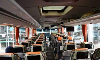Çocuğu istifra eden engelli yolcuya otobüsü temizlettiler