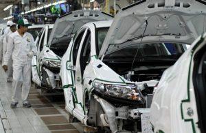 Otomobil üretimi durma noktasına geldi