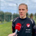 Serdar Saatçı: İlk hedefim gururla Beşiktaş forması giymek