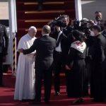Papa, 4 günlük tarihi ziyaretini tamamladı