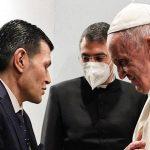 Papa, Aylan Kurdi'nin babasıyla görüştü