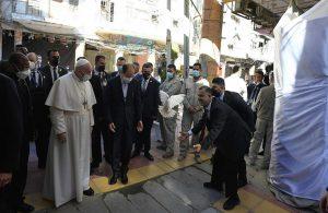 Papa'nın ziyareti nedeniyle Irak'ta 6 Mart 'ulusal hoşgörü' günü ilan edildi