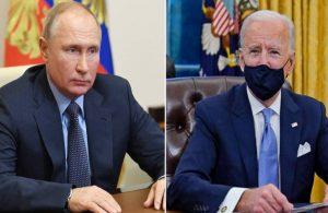ABD Başkanı Joe Biden'dan Putin'e ret