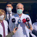 Rasim Öztekin'in durumu hakkında hastaneden açıklama: Hayati tehlikesi var