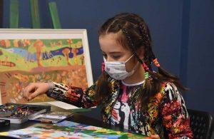 Göbeklitepe resmiyle ödül kazanan ilk Türk çocuk oldu