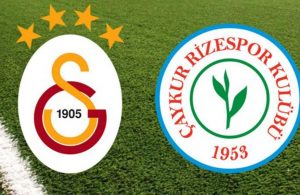 Sosyal medya bunu konuşuyor: Çaykur Rizespor Galatasaray'ı tiye aldı