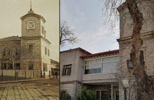 131 yıllık tarihi binaya 'balkon keyfi için' kaçak PVC yaptırdı